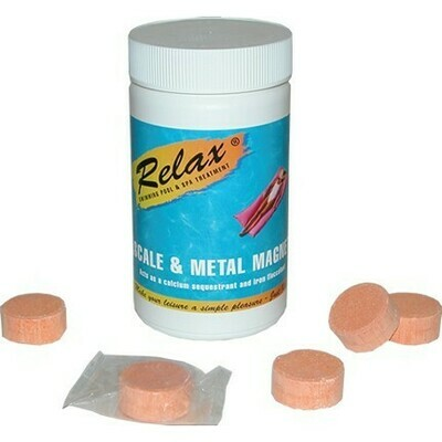 Scale & Metal Magnet tablets 400g