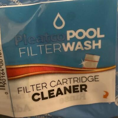 Pool Filter wash