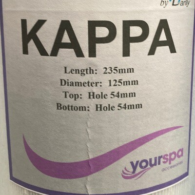 Kappa - PRB35-IN - Superior spas And Clearwater