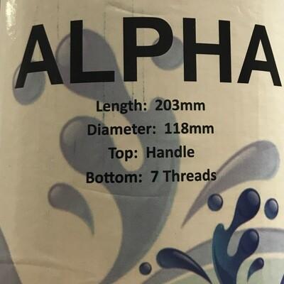 Alpha Filter