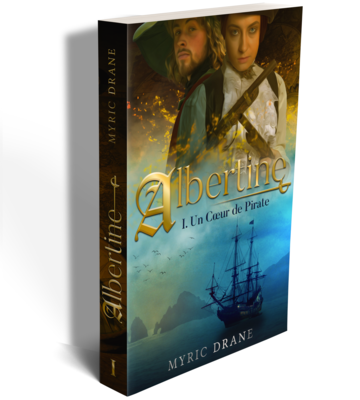 Albertine T1 - Un cœur de pirate
