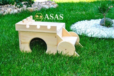 Guinea Pig house | Chinchilla house