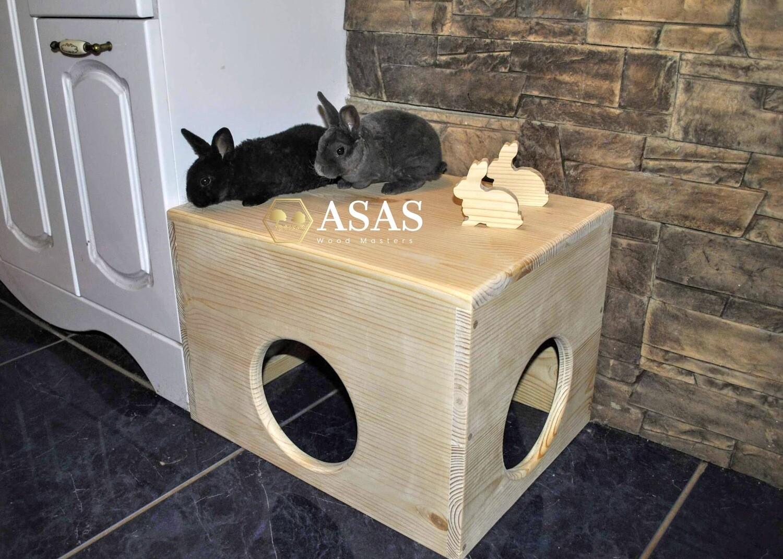 Bunny Rabbit House | Rabbit hideout