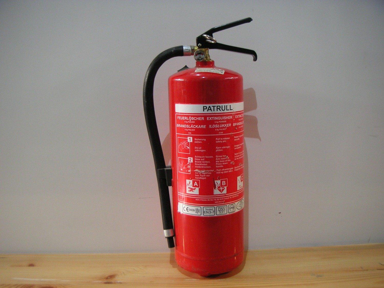 Feuerlöscher 6kg Schaum MIETE