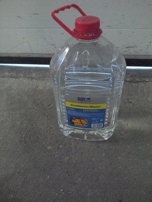 Destiliertes Wasser 5 ltr