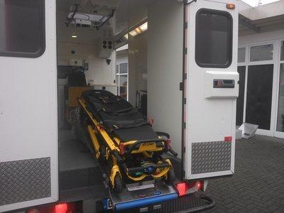 Trage Rettungsdienst Stryker Miete