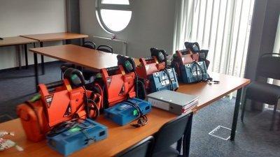 DEFI/Defibrilator  Rettungsdienst
