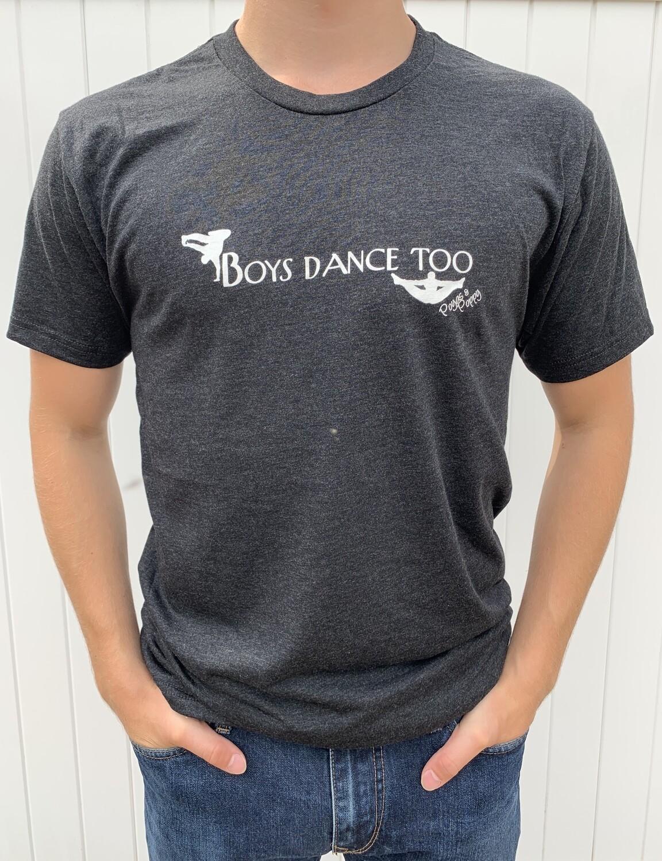 Boys Dance Too Men's Tee