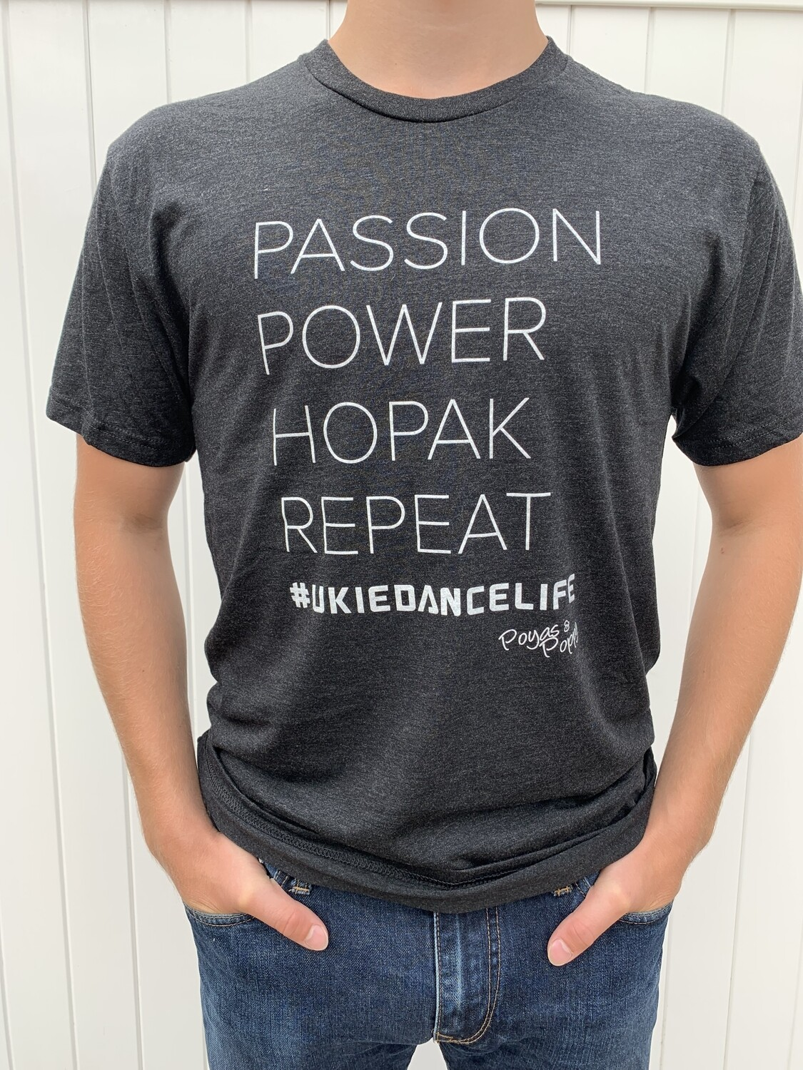 Passion Power Hopak Repeat Tee - Unisex