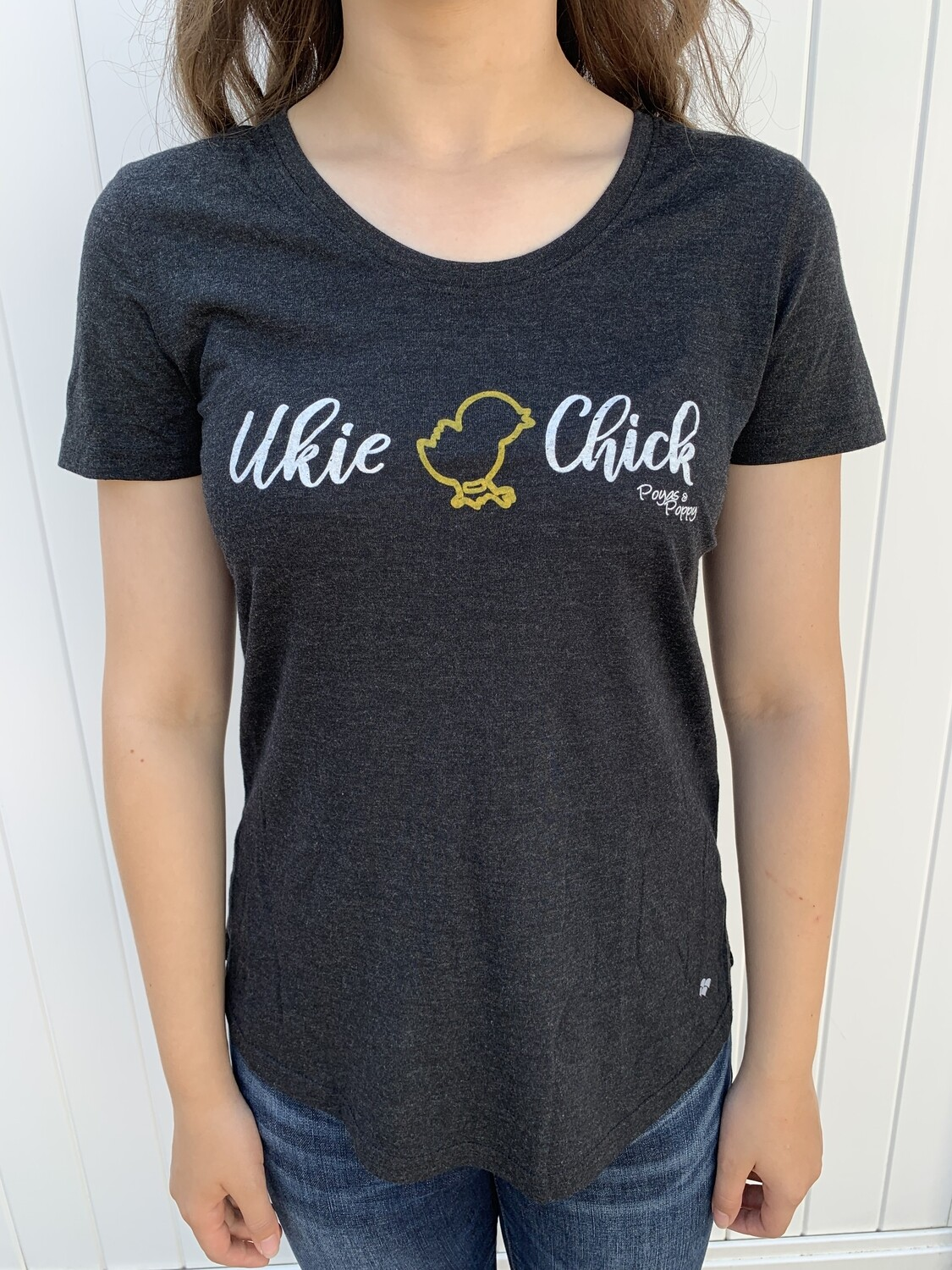 Ukie Chick Better Fit Ladies Tee
