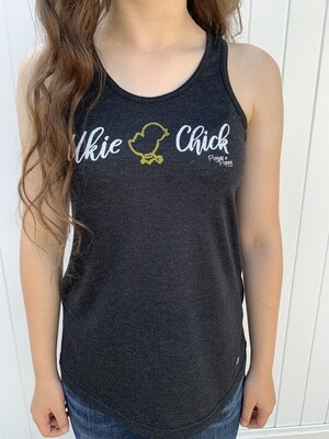 Ukie Chick Better Fit Ladies Tank