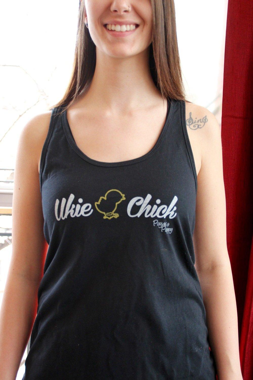 Ukie Chick Ladies Tank
