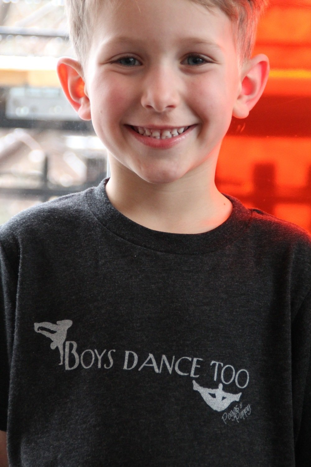 Boys Dance Too Youth Tee