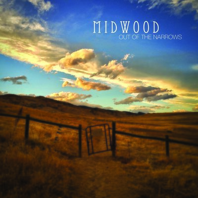 """Midwood """"Out of the Narrows"""" CD"""