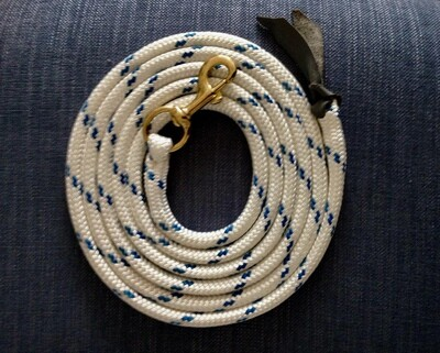 12ft Training rope.   Price includes UK shipping costs. Please contact for international shipping .
