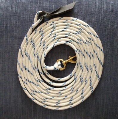 24ft (approx) Training Rope. Price includes UK shipping costs. Please contact for international shipping .