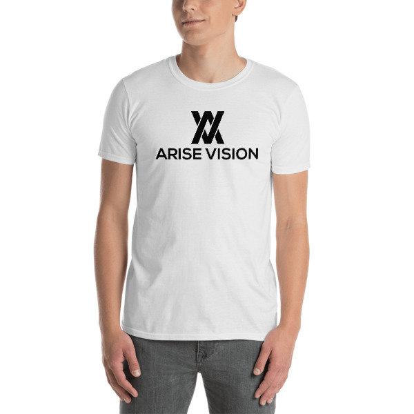 Arise Vision Short-Sleeve Unisex T-Shirt
