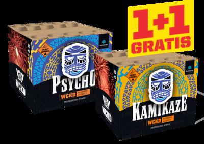 442 Psycho + Kamikaze