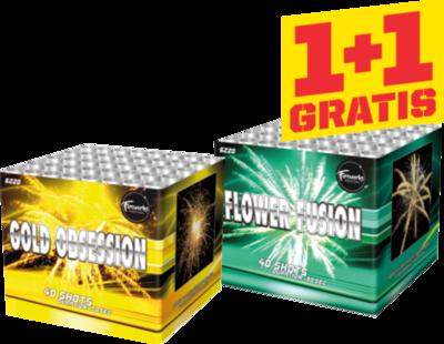 6305 Gold obsession en Flower fusion