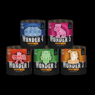 464 WCKD Wonders