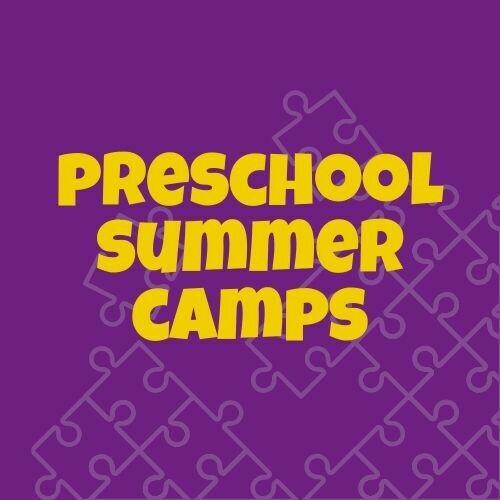 Preschool Summer Camps 2021