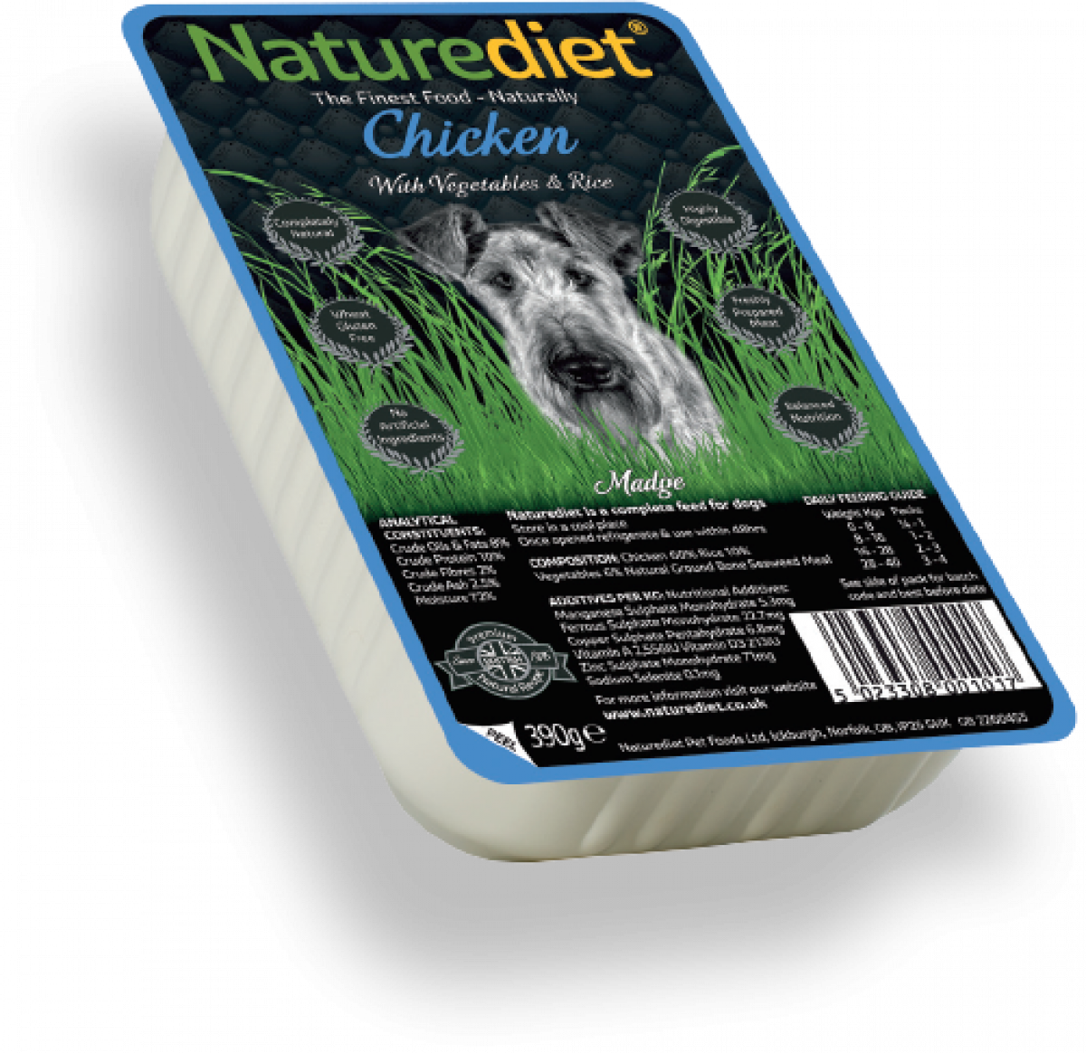 Nature Diet (340g Pack)