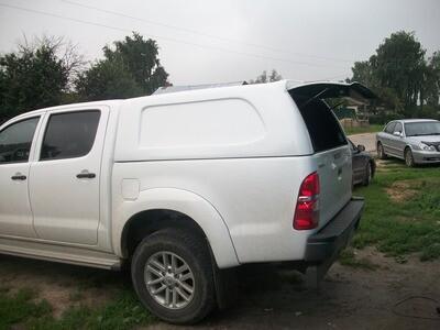 Кунг Toyota Hilux 2006-2013 SKAT3
