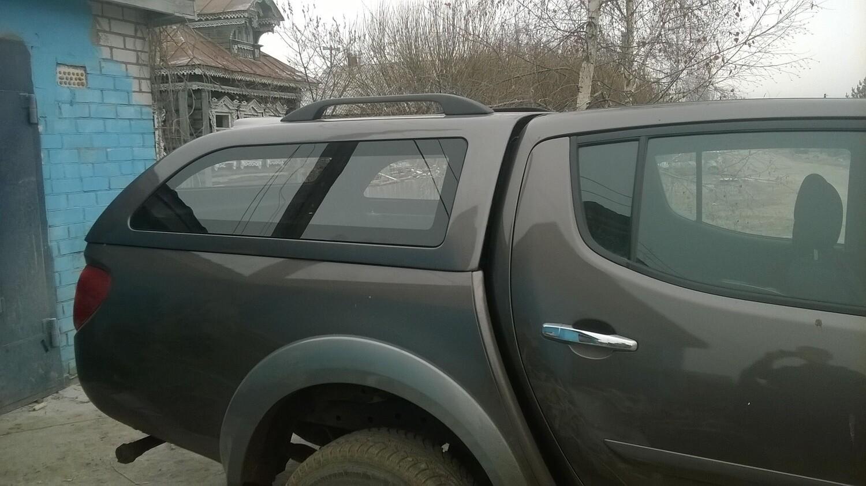 Кунг Mitsubishi L200 Long 2013-2015 SKAT4