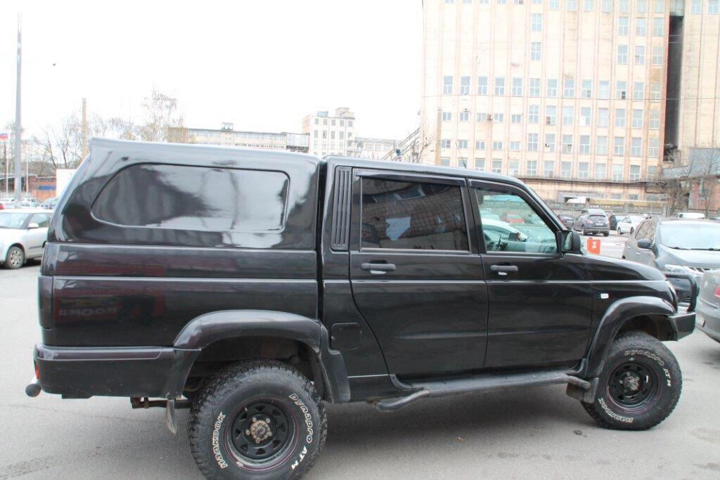 Кунг SKAT3 на УАЗ PickUp