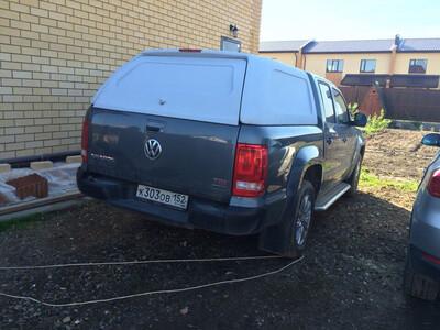 Кунг SKAT1 на Volkswagen Amarok