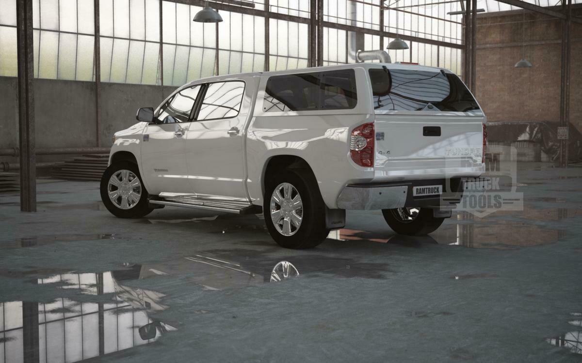 КУНГ RT(TТ-2) TOYOTA TUNDRA CREW MAX/DOUBLE CAB 2014+ (3 ПОКОЛЕНИЕ)