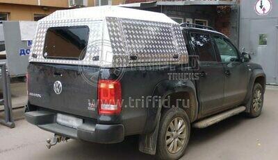 Кунг из алюминия Volkswagen Amarok