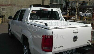 Силовая алюминиевая крышка VW Amarok