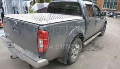 Силовая алюминиевая крышка Nissan Navara