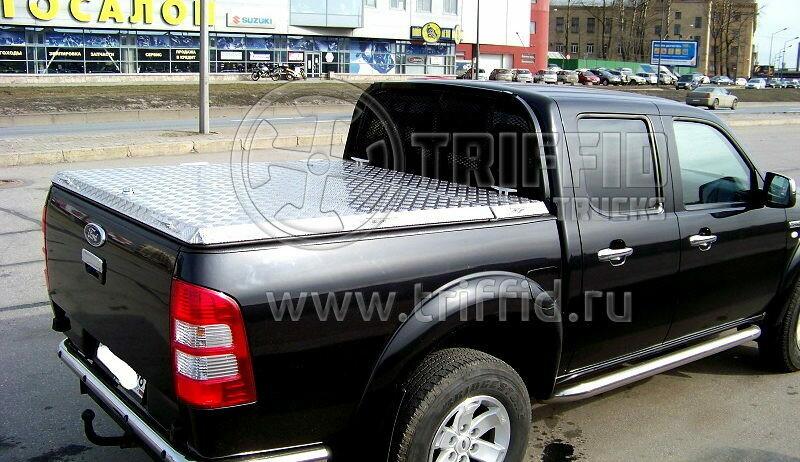 Силовая алюминиевая крышка Ford Ranger