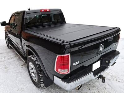 Крышка 4-х секционная 4S STANDART Dodge Ram 4gen