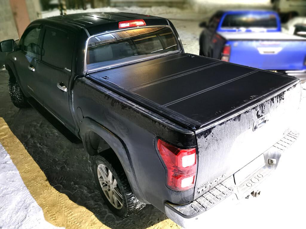 Крышка 4-х секционная 4S STANDART Toyota Tundra