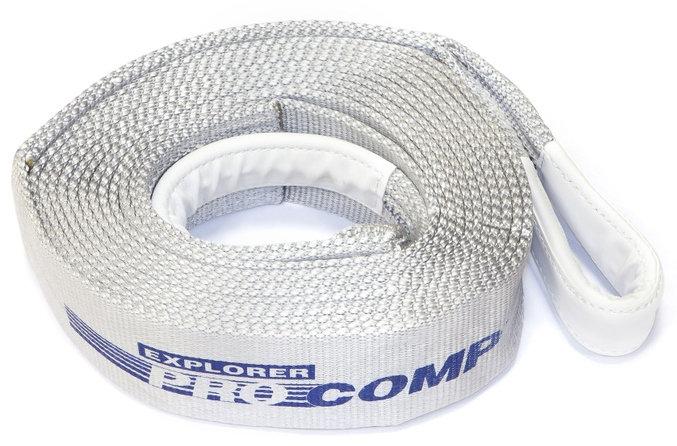 Стропа динамическая (рывковая) PROCOMP 9 м 14000 кг