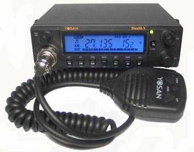 Радиостанция CB YOSAN STEALTH 5