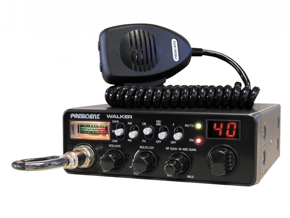 Радиостанция CB Walker ASC