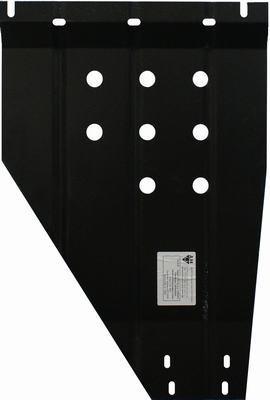 Защита раздаточной коробки для Nissan Navara D40