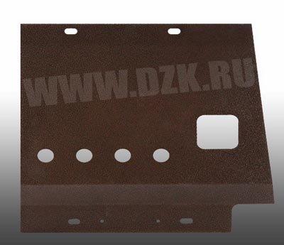 Защита раздаточной коробки для Nissan NP300
