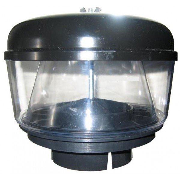 Насадка Telawei на шноркель с предочистителем воздуха прозрачная (диаметр 3.5