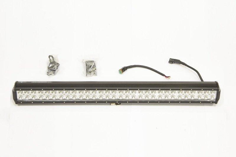 Фара дополнительная светодиодная линейная направленного света 180 Вт, 30 градусов. (СТОКРАТ) 00500