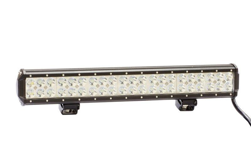 Фара дополнительная светодиодная линейная направленного света 126 Вт, 30 градусов. (СТОКРАТ)
