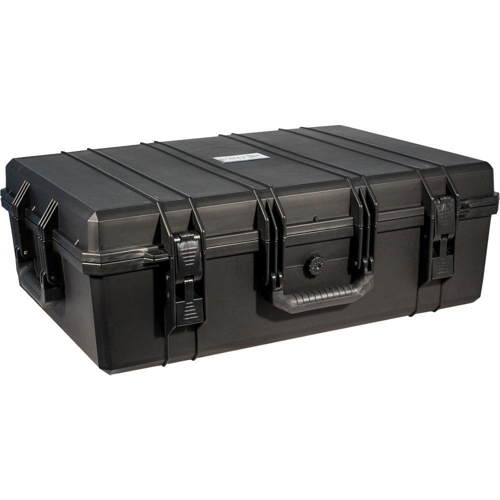 Кейс №8 противоударный PRO-4x4 ЧЕРНЫЙ (720x515x245мм) 00537