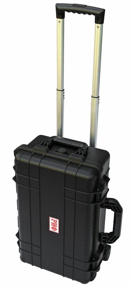 Кейс защитный на колесах с телескопической ручкой РИФ WRT-22 530х355х255 мм 00549