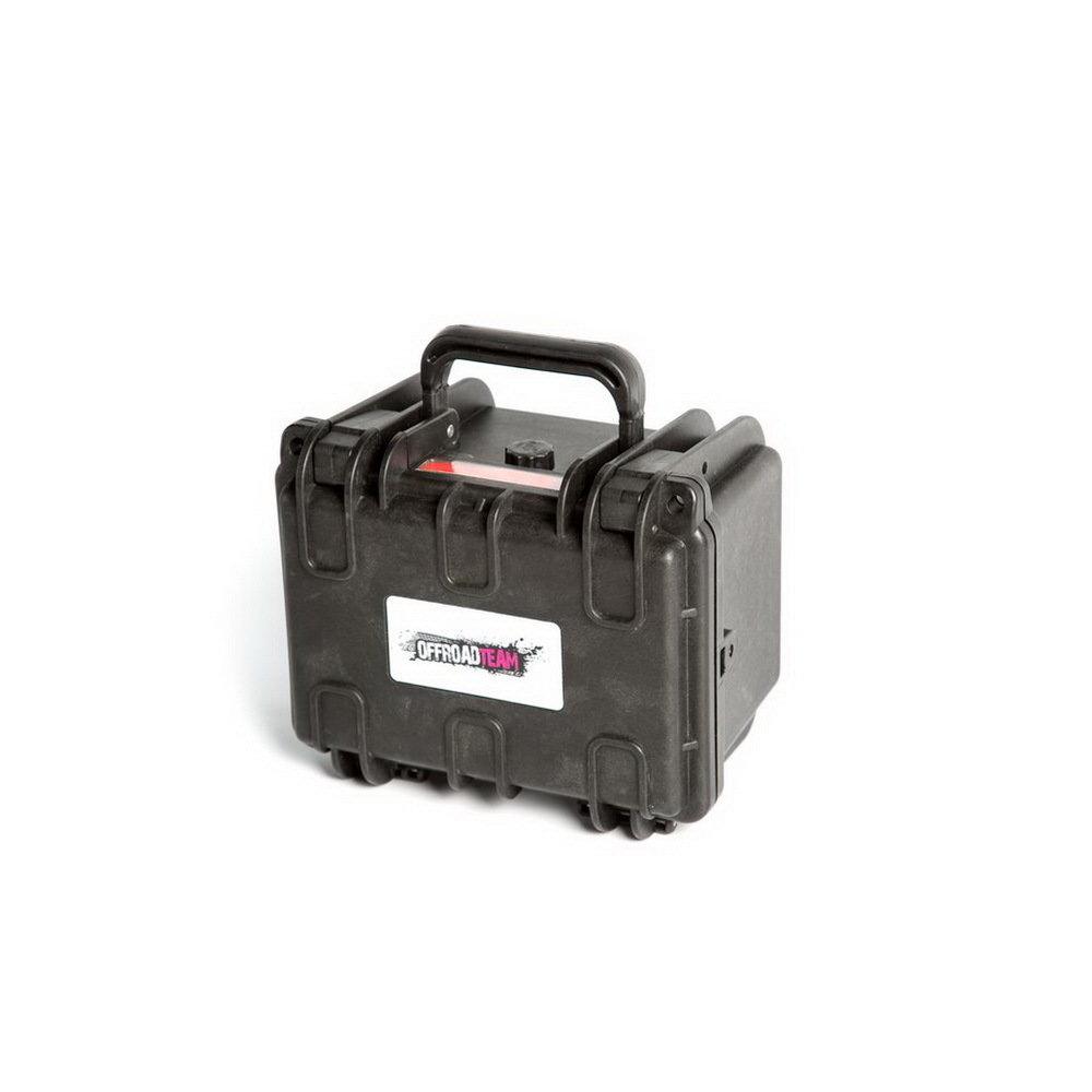 Кейс пластиковый защищенный ORT 2.88л (219x183x154мм) 00600