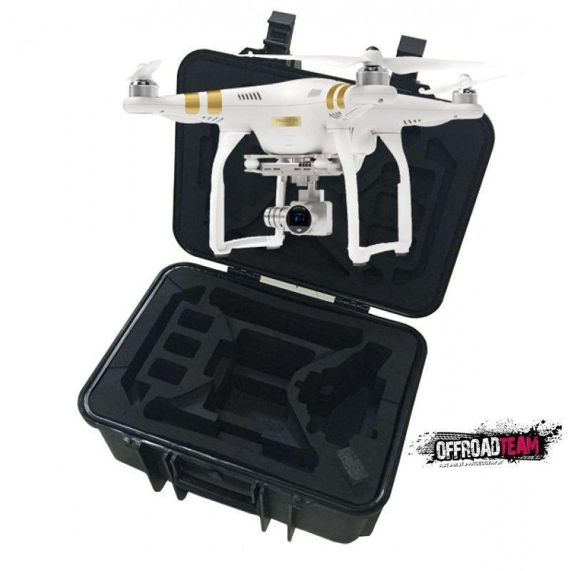 Кейс пластиковый для квадрокоптера Offroadteam Phantom 3 00606