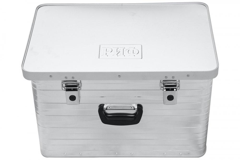Ящик алюминиевый РИФ 568х377х360 мм (ДхШхВ) 00610